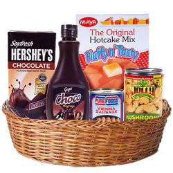 Econo Gift Basket to Manila