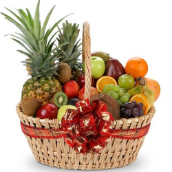 Season's Fresh Fruit Basket