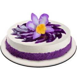 buy red ribbon ube bloom cake in manila