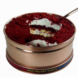 Red Velvet Torte Can Cake