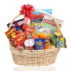Sports Snacks Gift Basket to Manila