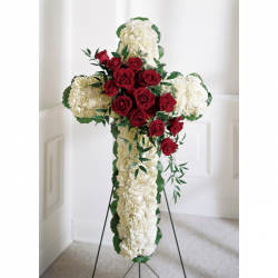 Send Floral Cross to Philippines