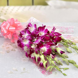 send 12 stems orchids to philippines