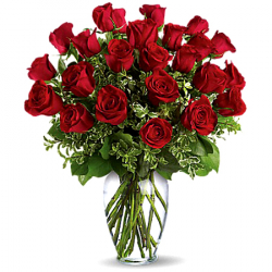 Send 24 Red Rose tom Philippines