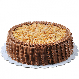 send almond choco sansrival by contis cake to philippines
