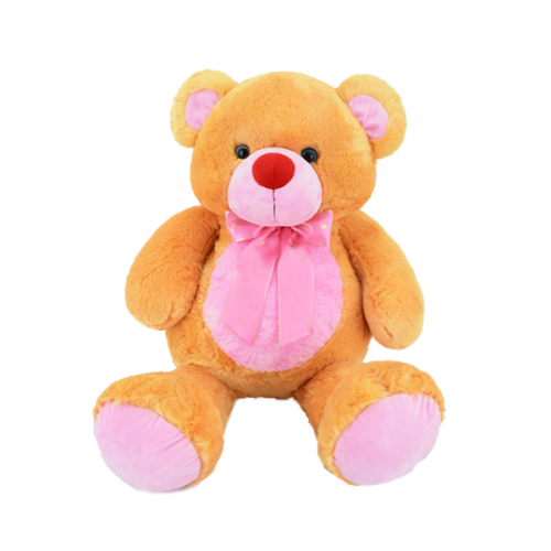 Send Orange Color Teddy Bear To Philippines