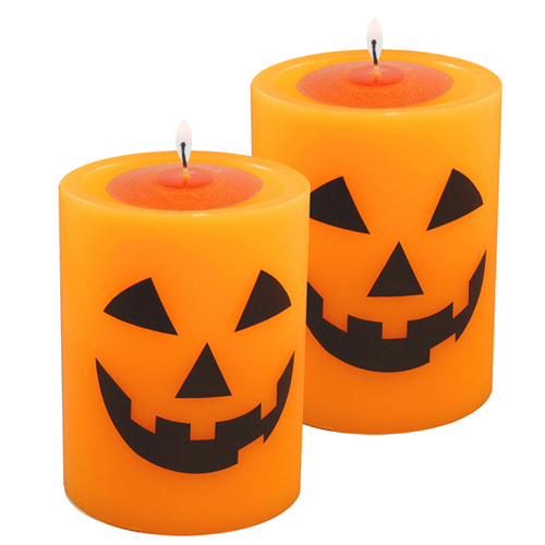send 2pcs. halloween candle to philippines