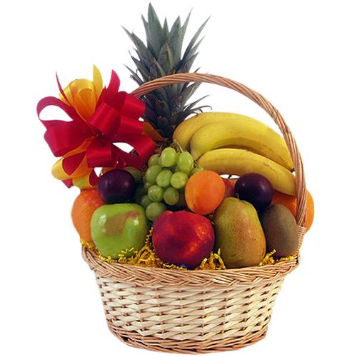 Garden Fresh Fruit Basket