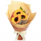 3 pcs Sunflower in Bouquet