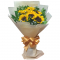 6 Piece Sunflowers in Bouquet